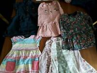 Large bundle girls clothes age 2-3 years