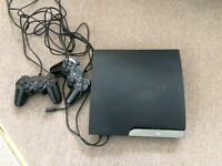 PS3 PLAYSTATION 3 120 GB FULLY WORKING WITH 26 GAMES