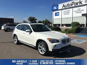 2013 BMW X1 28i XDrive|Panoramic roof|Leather|Heated Seats|All