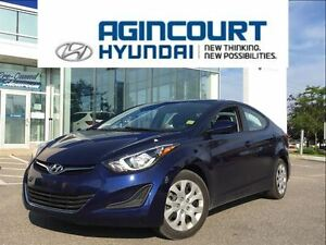 2014 Hyundai Elantra GL/HEATED SEATS/OFF LEASE/