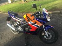 2006 Honda CBR 125 RS-6 Repsol - Stunning Example - Very Low Mileage - 1 Year MOT