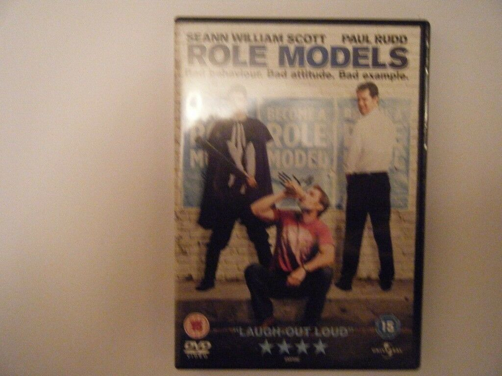 Role Models, DVD, Used but in very good condition.