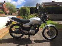 2007 Honda CG125