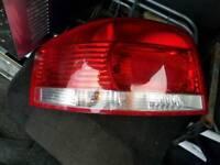 Audi a3 passenger brake light