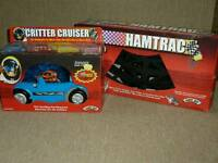 Hamster Critter Cruiser and Track