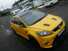 Ford focus ST3 rs replica