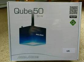 Qube 50 LED aqua medic. BRAND NEW. Reef aquarium. Freshwater. Marine. LIKE KESSIL dense matrix