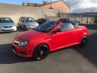 Vauxhall Tigra 1.4 i Exclusiv - 2006, 52K Genuine Miles, 12 Months MOT, 3 Lady Owner, Heated Leather