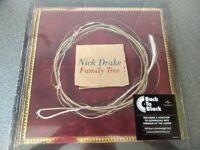 Nick Drake - Family Tree - 2 X 180gm Vinyl LP + Download Code - NEW