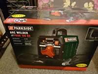 Parkside welder