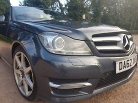 image for Mercedes-Benz, C CLASS AMG SPORT, Coupe, 2012, Manual, 2143 (cc), 2 doors