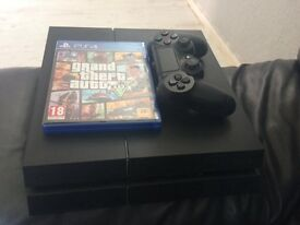 Ps4 with gta5