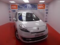 Renault Scenic GR DYNAMIQUE TOMTOM LUXE ENERGY DCI(FREE MOT'S AS LONG AS YOU OWN THE CAR!! 2012