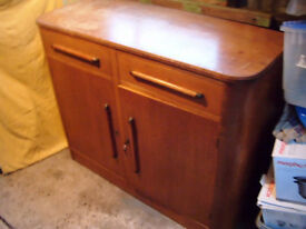 Sideboard vintage 1930s? Bowman Bros Camden Town