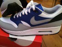 nike air max 1 essential size uk9 brand new in box unworn