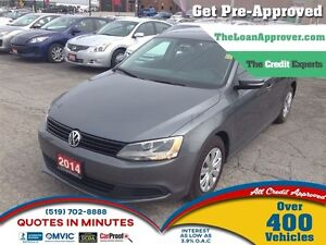 2014 Volkswagen Jetta 2.0L Trendline+ * JUST EDUCED WAS $19475