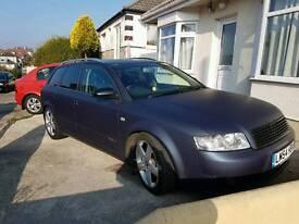 Audi A4 Sport estate