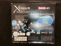 XENIUS FREEVIEW HD BOX BRAND NEW SEALED