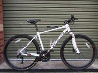 Specialized comp disc bike