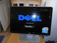 """HP Pavilion w1907 LCD 19"""" wide-screen flat panel monitor"""