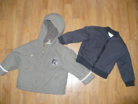 3-in-1 jacket (all seasons) for boy 18-24mths/ 18-24 mths/ 1.5-2 years/ 1.5-2years. Vertbaudet. VGC.