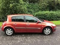 Renault Megane 1.6 VVT Dynamique, 10 Months MOT, Full Service History