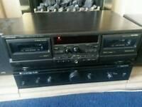 Technics RS-TR474 cassette tape deck