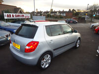 59 PLATE SKODA FABIA SPORT 1.2 PETROL ONLY 37K MILEAGE COME WITH 12 M MOT AN...