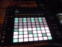 Ableton Push 2 Controller with Magma case
