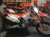 2017 ktm 350 Xcu full Road registered excellent Condition
