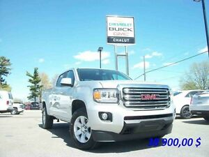 2016 GMC CANYON 4WD CREW CAB