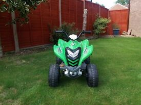 Avigo Battery operated Quad Bike