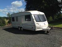 2000 ABI Nightstar Caravan 5 Berth Excellent Condition!!