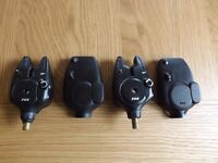 2 fox micron m+ digital alarms