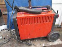 Sealey MightyMig 130XT Gas/gasless welder