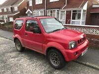 THIS JEEP GOES ANYWHERE SUZUKI JIMNY WITH ALL TERAIN TYRES