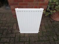 central heating radiator single 400 x 600