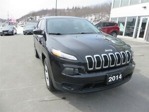 2014 Jeep Cherokee Sport *4X4 *Heated Seats + Wheel *Remote Star