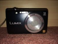 Lumix DMC-FS41 by Panasonic. Comes with charger.