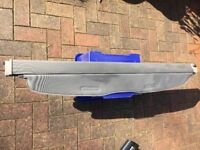 Parcel shelf / Tonneau cover to fit VW Sharan / Seat Alhambra / Ford Galaxy 2000-2006
