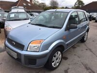 2008/57 Ford Fusion 1.4 TDCi Style Climate 5dr ++ £30 PER YEAR ROAD TAX 60+ MPG++