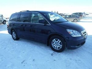 2006 Honda Odyssey EX-L Leather Power Doors Sunroof