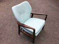 Vintage armchair possible delivery