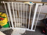 Child's stair gate