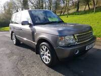 Range rover 3 litre turbo diesel automatic