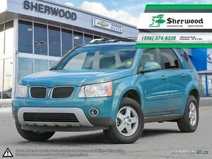 2008 Pontiac Torrent AWD Leather/Roof & PST PAID!!