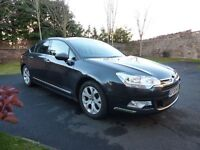 Citreon C5 Exclusive 2.0HDI, 1yr MOT, loaded!