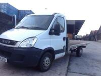 2011 Iveco Daily 35s11 flatbed truck automatic Px welcome