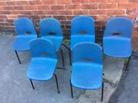 Childrens stacking chair 13 available