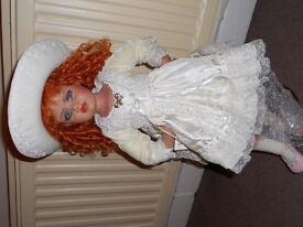 Artist doll by Jan maclean